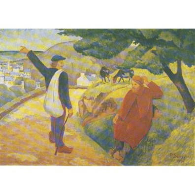 1906 - Adieu à Gauguin