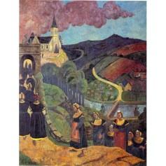 Le pardon de Notre-Dame-des Portes à Châteauneuf du Faou