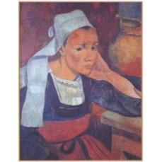 Portrait de Marie Lagadu