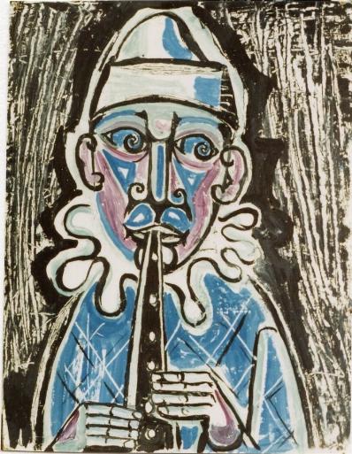 Screenshot_2020-03-22 [François Dilasser] - Peintre - Œuvre galerie- œuvre - 1947 - 1970 - CLOWN 1948 (vers)