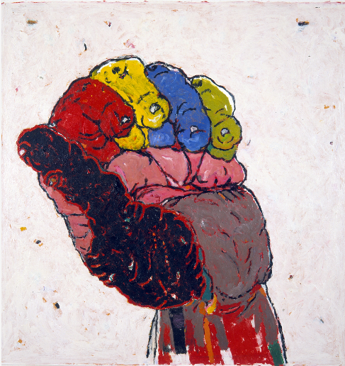 Screenshot_2020-03-22 [François Dilasser] - Peintre - Œuvre galerie- œuvre - 1995 - 1999 - MAIN 1997 Mains